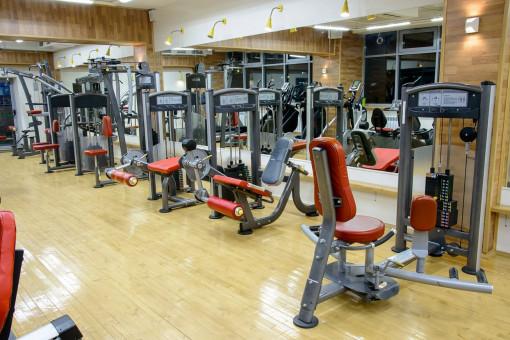 Надо подкачаться: тренажёрные залы Спортивного клуба Череповец
