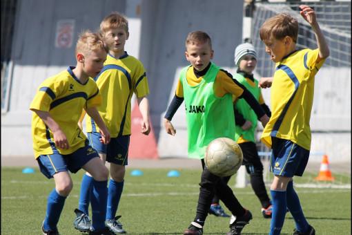 Занятия футболом: набор на 2020/2021 учебный год