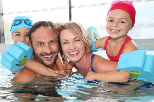 Набор в плавательный бассейн Дома физкультуры