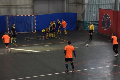 Открытие традиционного XVIIII турнира по мини-футбола им. Сергея Перца
