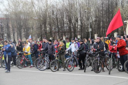 Городской велопарад