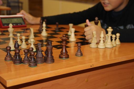 """Продолжается набор на занятия в """"Центр шахматно-шашечный"""""""
